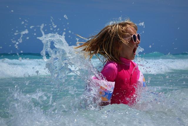 enfant protection soleil
