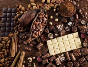 Barre chocolatée et moments