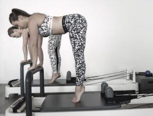 pilates exercices