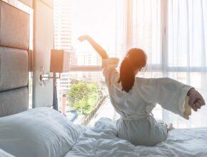 favoriser recupération sommeil